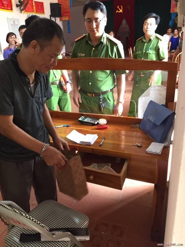 Thanh niên 2 tiền án cướp tài sản táo tợn giữa ban ngày