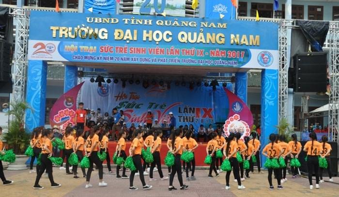 Trường ĐH Quảng Nam công bố mức điểm đăng ký xét tuyển đại học, cao đẳng năm 2018