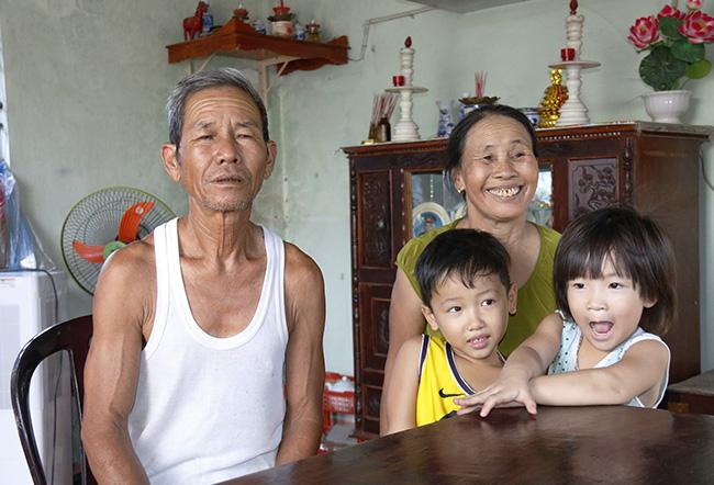 Làng cưới chồng cho con dâu ở Quảng Nam