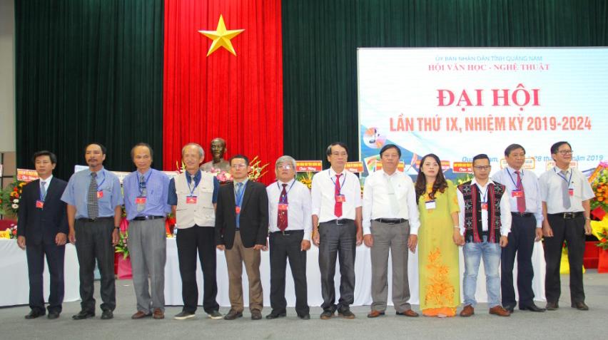 Văn học - Nghệ thuật đóng góp lớn vào sự phát triển của tỉnh Quảng Nam